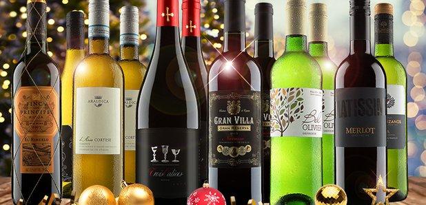 Classic FM Wine: Xmas Old Wine Case