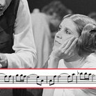 princess leia's theme carrie fisher
