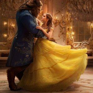 Beauty and the Beast Emma Watson and Dan Stevens