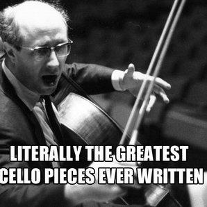best cello music