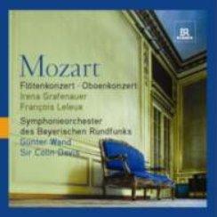 Mozart Wind Concertos - Album cover
